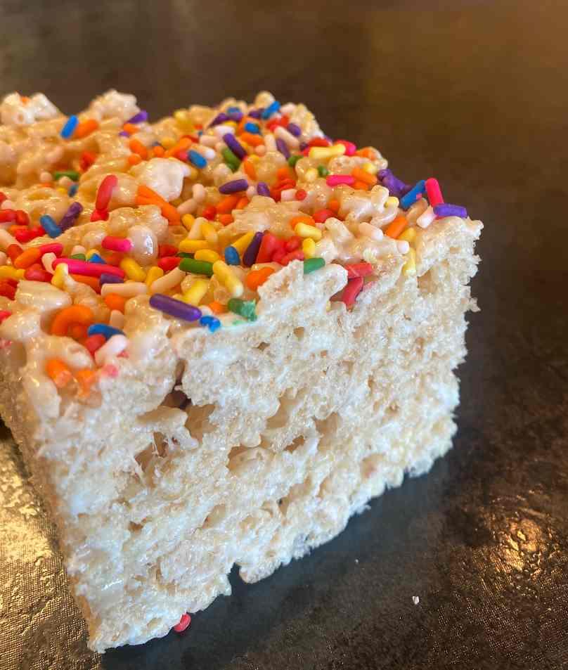 Rice Krispy Treat